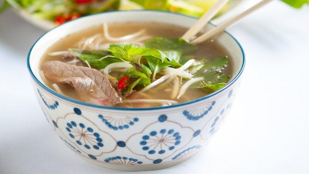 Pho Noodle Soup Viet Nam
