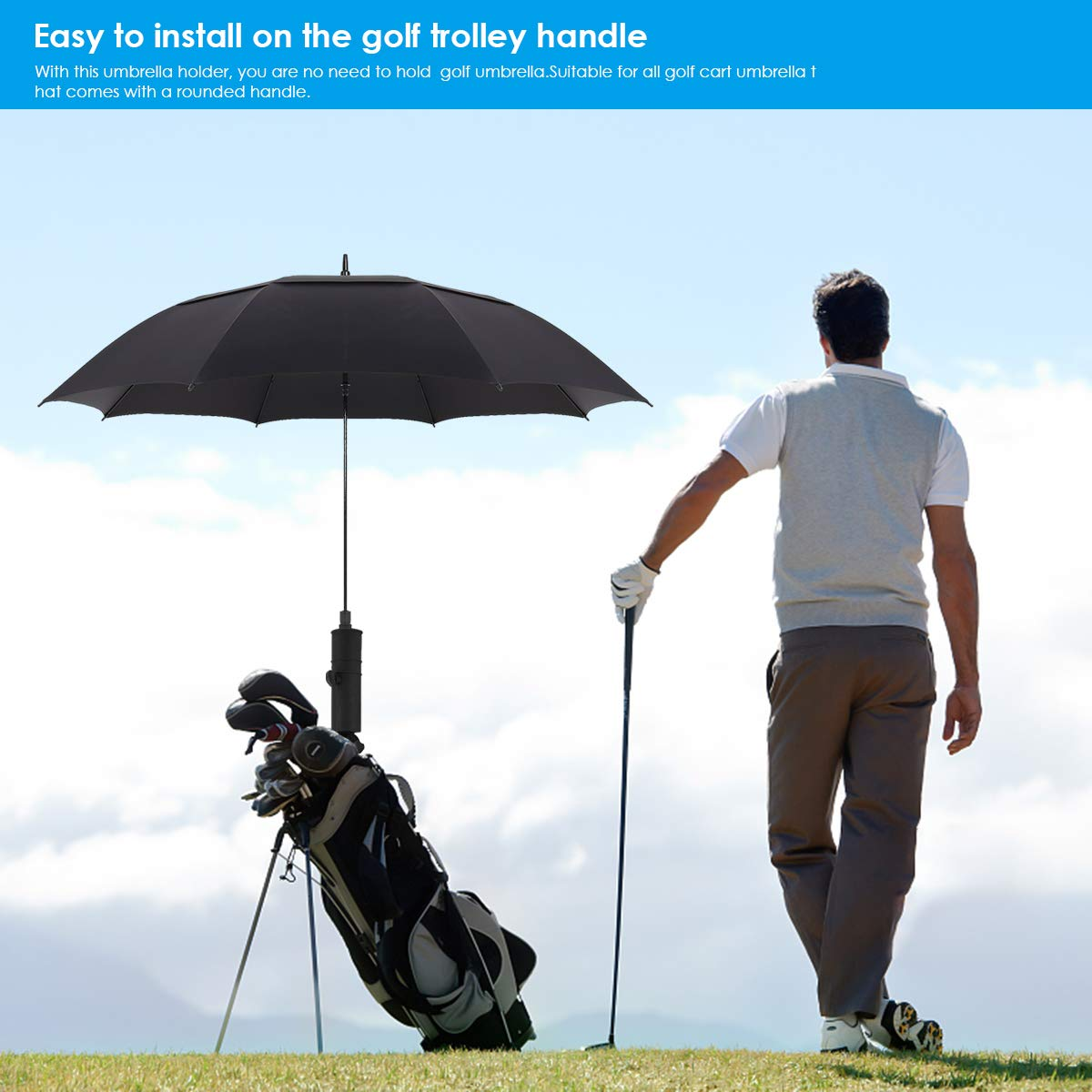 What Are The Necessity To Using A Golf Umbrella