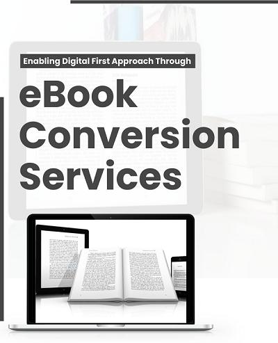 Professional eBook Conversion Company