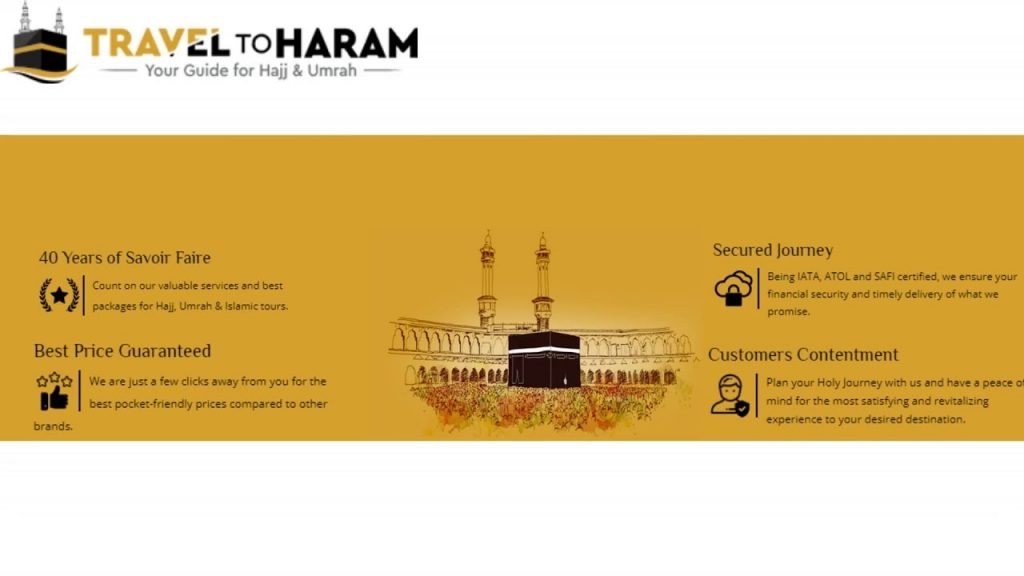 Travel To Haram-